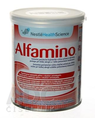 ALFAMINO plv (dietetická potravina pre dojčatá od narodenia) 1x400 g
