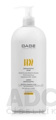 BABÉ TELO Dermaseptic soap mydlo sprchový gél na dennú hygienu 1x1000 ml