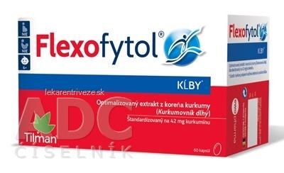 Flexofytol cps 1x60 ks