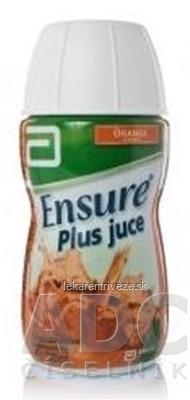 Ensure Plus juce pomarančová príchuť 1x220 ml