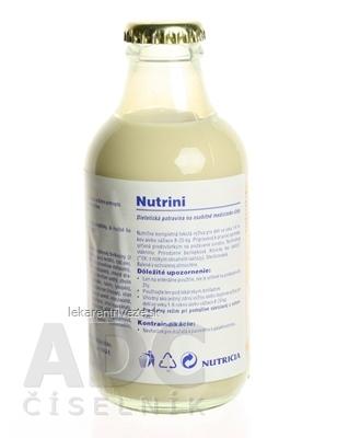 Nutrini tekutá výživa (od 1 do 6. rokov) skl.fl. 1x200 ml
