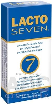 Vitabalans LACTOSEVEN tbl 1x50 ks