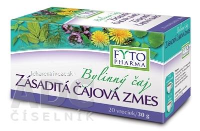 FYTO Bylinný čaj ZÁSADITÁ ČAJOVÁ ZMES 20x1,5 g (30 g)