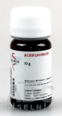 Acriflavinum - FAGRON v liekovke 1x10 g