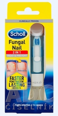 Scholl Kúra na nechtovú mykózu 1x3,8 ml