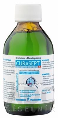 CURASEPT ADS 212 0,12% ústna voda 1x200 ml