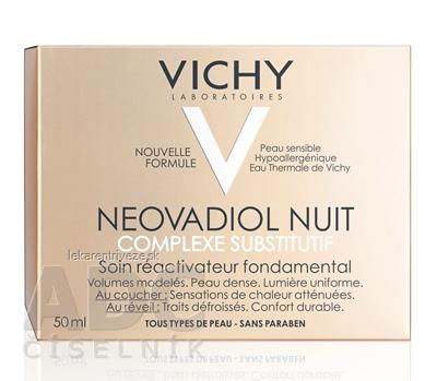 VICHY Neovadiol NUIT Compensating complex nočný krém (M9067000) 1x50 ml
