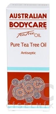 ABC Tea Tree OIL originál ČAJOVNÍKOVÝ OLEJ 100% 1x30 ml