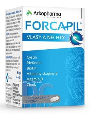 FORCAPIL cps 1x60 ks