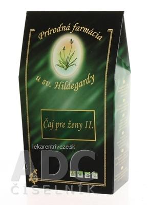 Prír. farmácia ČAJ PRE ŽENY II. bylinný 1x45 g