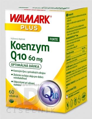 WALMARK Koenzym Q10 FORTE 60 mg cps 1x60 ks