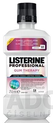 LISTERINE PROFESSIONAL Gum Therapy ústna voda 1x250 ml