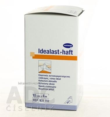 IDEALAST-HAFT ovínadlo elastické krátkoťažné (10cm x 4m) 1x1 ks