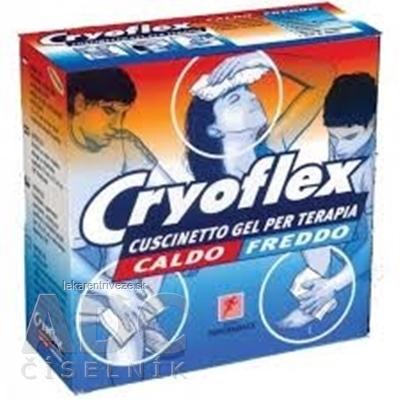 CRYOFLEX studený/teplý obklad gélový (27x12cm), 1x1 ks