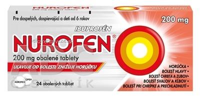 NUROFEN 200 mg tbl obd (blis.) 1x24 ks