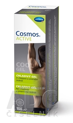 Cosmos ACTIVE Chladivý gel 1x100 ml