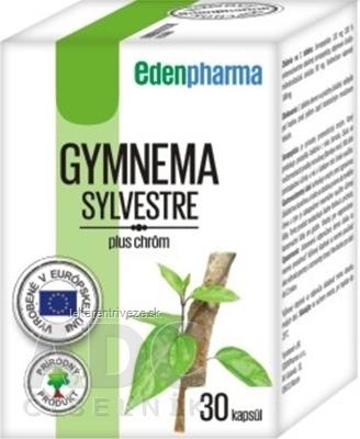 EDENPharma GYMNEMA SYLVESTRE cps 1x30 ks