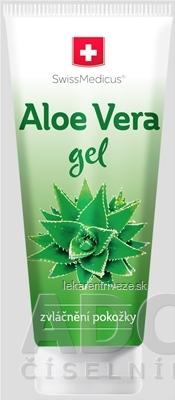 SwissMedicus Aloe vera gél 1x200 ml