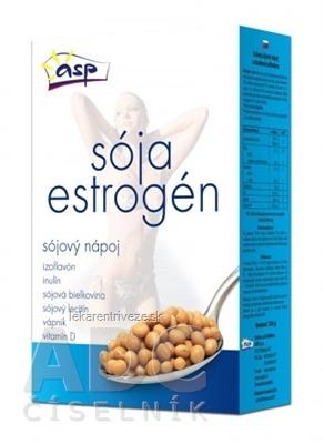 asp SÓJA ESTROGÉN Sójový nápoj sušený 1x350 g