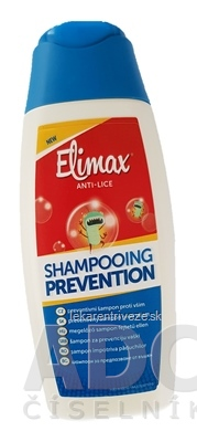 ELIMAX Preventívny ŠAMPÓN proti všiam 1x200 ml