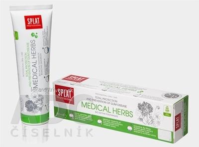 SPLAT PROFESSIONAL MEDICAL HERBS bioaktívna zubná pasta 1x100 ml