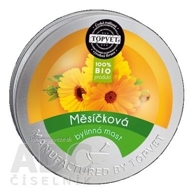 TOPVET NECHTÍKOVÁ masť bylinná 1x50 ml