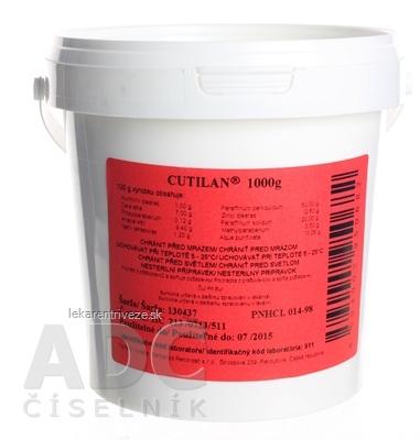 CUTILAN - HR ung (masťový základ) 1x1000 g