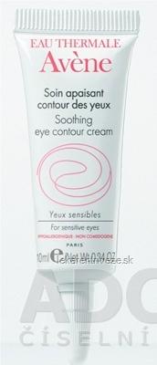 AVENE SOIN APAISANT CONTOUR DES YEUX upokojujúca emulzia na okolie očí 1x10 ml