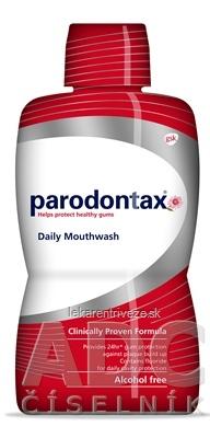 Parodontax  Daily ústna voda 1x500 ml