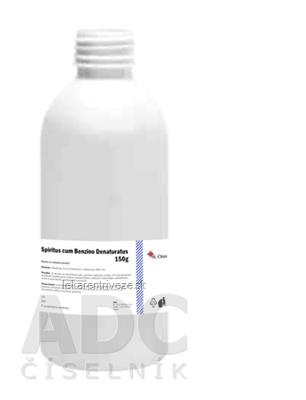 Spiritus cum Benzino Denaturatus - ST. CRUX 1x150 g