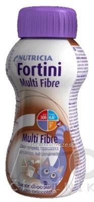 Fortini Multi Fibre pre deti výživa s čokoládovou príchuťou 1x200 ml