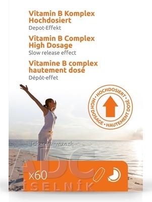 LIVSANE Vitamín B komplex tbl s potupným uvoľňovaním 1x60 ks