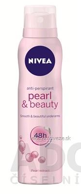 NIVEA ANTI-PERSPIRANT Pearl & Beauty sprej 1x150 ml