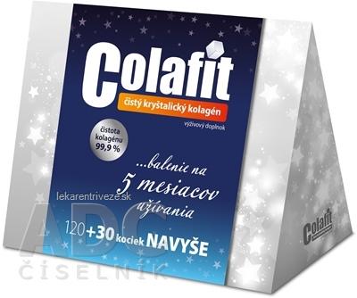 COLAFIT darčekové balenie kocky (čistý kolagén) 120+30 ZADARMO (150 ks) 1x1 set