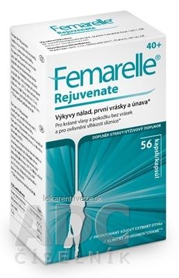 Femarelle Rejuvenate 40+ cps 1x56 ks