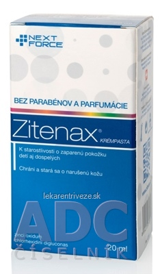 Zitenax krémpasta 1x20 ml