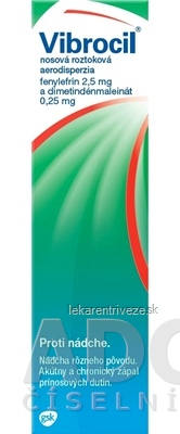 VIBROCIL aer nao (fľ.HDPE s dávkovačom) 1x15 ml