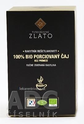 T.ZLATO RAKYTNÍK 100% BIO PORCIOVANÝ ČAJ bylinný čaj 20x3 g (60 g)