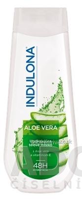 INDULONA Telové mlieko Aloe vera upokojujúce 1x400 ml