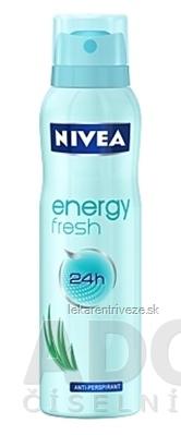 NIVEA ANTI-PERSPIRANT Energy fresh sprej 1x150 ml