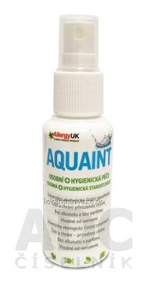 AQUAINT Osobná + Hygienická starostlivosť univerzálny čistiaci prostriedok, rozprašovač 1x50 ml