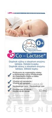 Co-Lactase gtt 1x10 ml