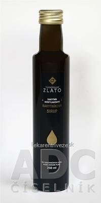 T.ZLATO RAKYTNÍKOVÝ SIRUP 1x250 ml