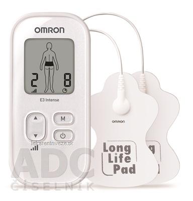 TENS stimulátor OMRON E3 Intense 1x1 ks