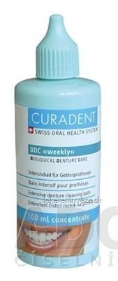 CURADENT BDC 105 týždenný koncentrát 1x100 ml