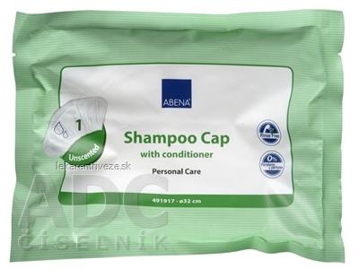 ABENA Čiapka so šampónom na umývanie vlasov bez vody (Shampoo Cap), 1x1 ks