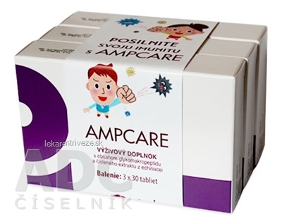 AMPCARE IMUNITY PACK tbl 3x30 (90 ks)
