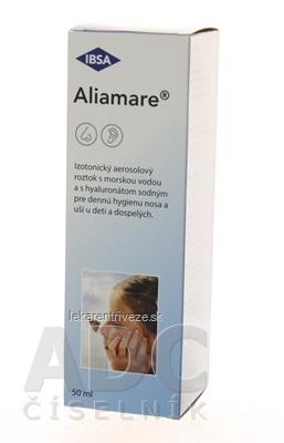ALIAMARE roztok izotonický aerosolový 1x50 ml