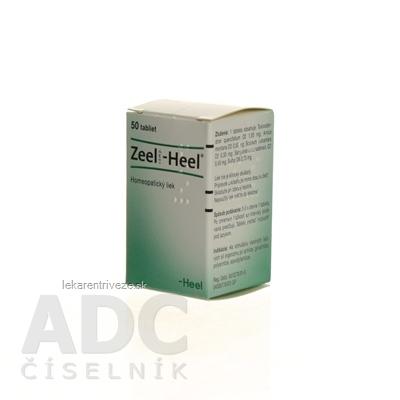 Zeel comp.-Heel tbl (liek.plast.) 1x50 ks