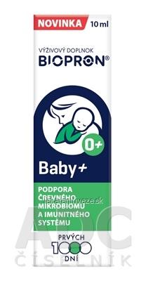 BIOPRON Baby+ kvapky 1x10 ml